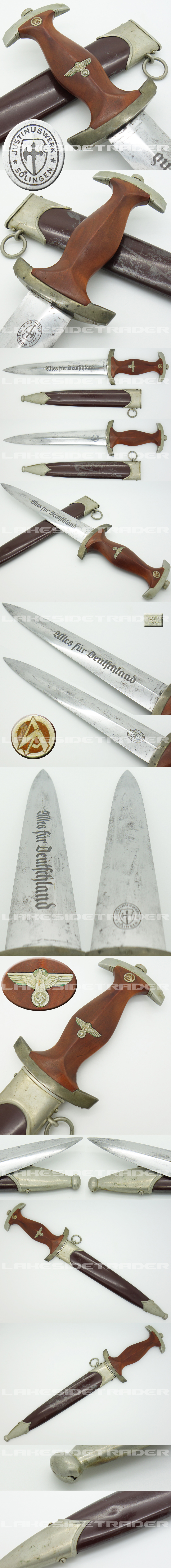 Early SA Dagger by Justinuswerk