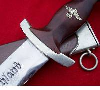 Early SA Dagger by J.E. Dittert & Co.