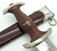 Transitional SA Dagger by H. & F. Lauterjung