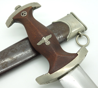 Rare Early SA Dagger by Eugen Haering