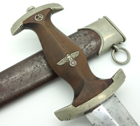 Very Rare – Early SA Dagger by Ernst Dirlam