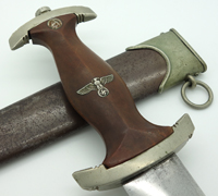 Early SA Dagger by Karl Tiegel