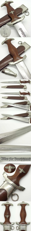 Partial Rohm SA Dagger by E.P. & S.