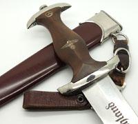SA Dagger by RZM M7/19 1938