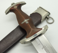 Early SA Dagger by J. A. Henckels