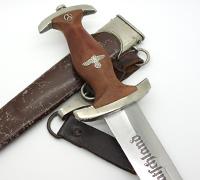 Early SA Dagger by Carl Wüsthof