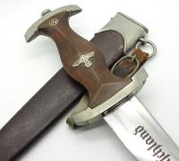Early SA Dagger by Ernst Bruckmann