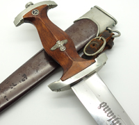 Early August Bickel SA Dagger