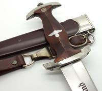 SA Dagger by RZM M7/66 (Eickhorn) 1941