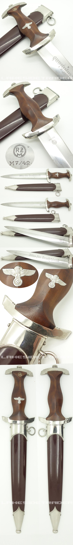 RZM 7/42 SA Dagger by WKC