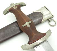 Rare - Early SA Dagger by E. Bonsmann