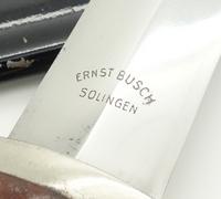 RARE - NSKK Dagger by Ernst Bush