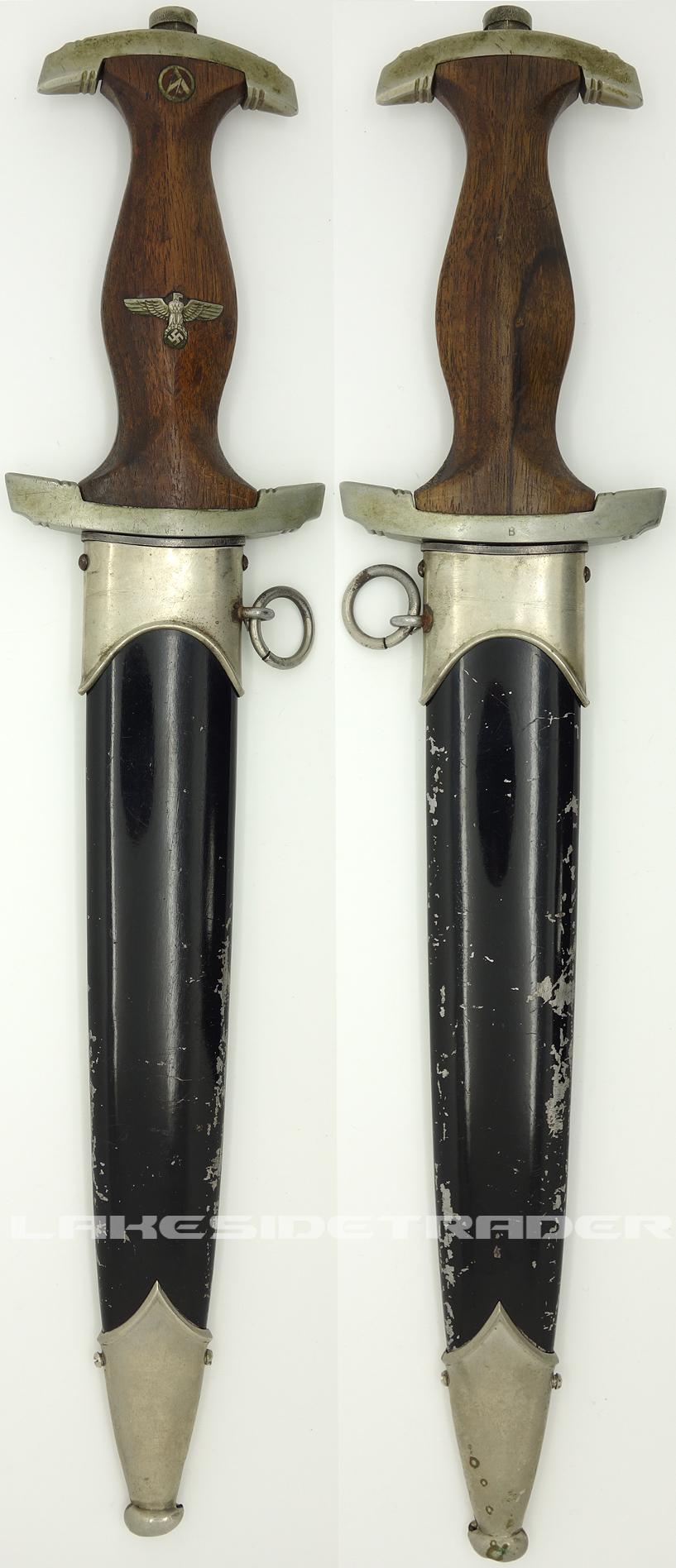 NSKK Dagger by Haco