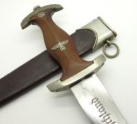 Early SA Dagger by Paul Seilheimer