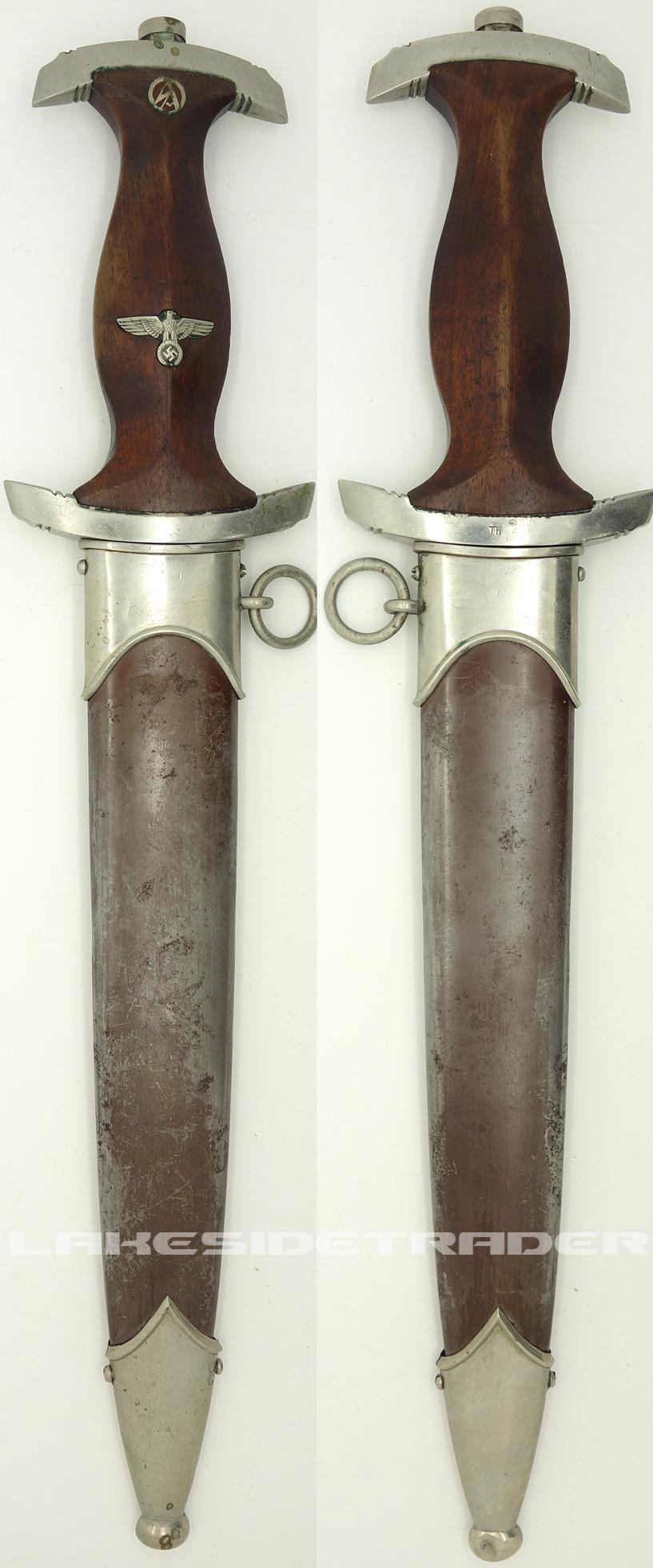 Early Wilh. Kober SA Dagger