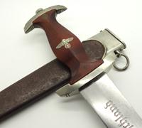 Early Gottfried Muller SA Dagger