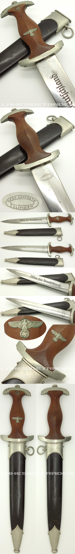 Early SA Dagger by Gerb. Grafrath