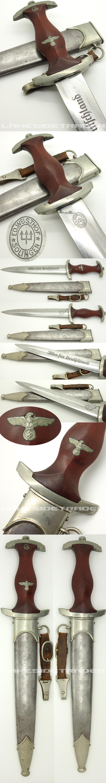 Early Ed. Wusthof SA Dagger