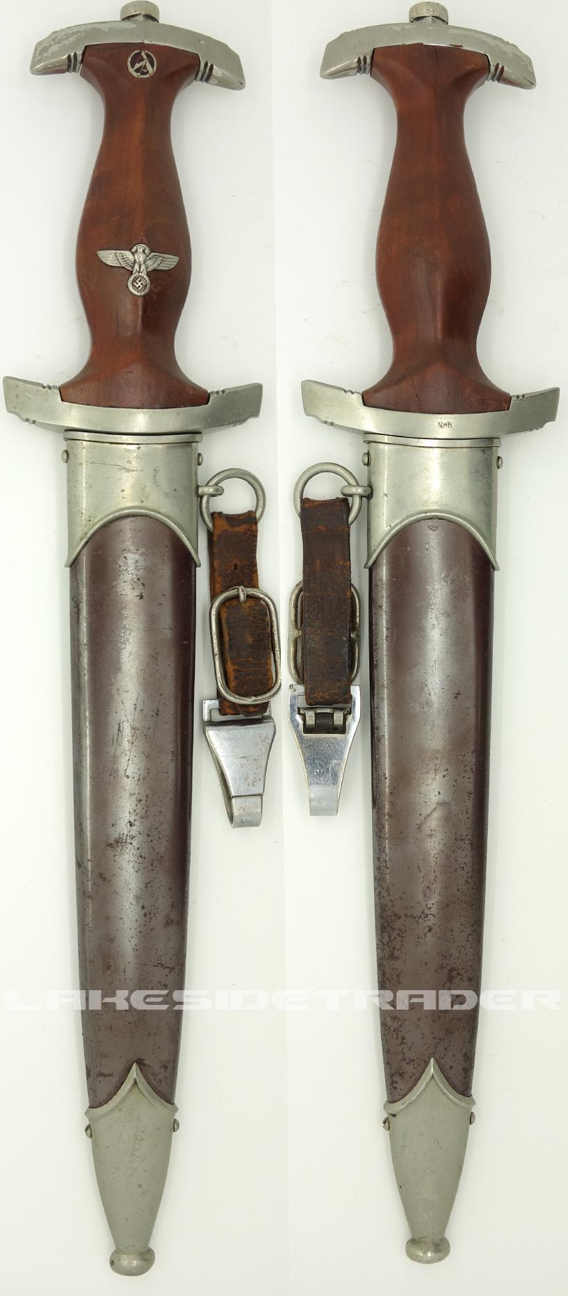 Ground Rohm SA Dagger by A. Wingen
