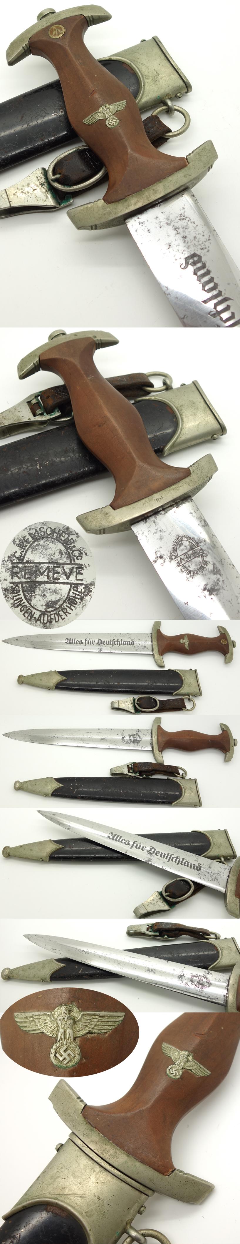 Early NSKK Dagger by REMEVE