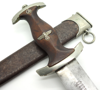 Early SA Dagger by Carl Heidelberg