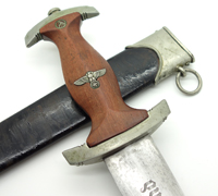 Early NSKK Dagger by Christianswerk