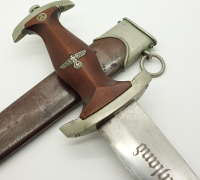 Early SA Dagger by H & F. Lauterjung