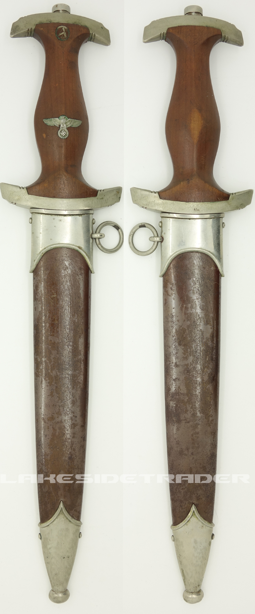 Early SA Dagger by Thomas Wielputz with a unique blade