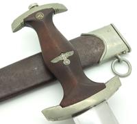 Early SA Dagger by Albert Dörschel