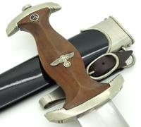 Early NSKK Dagger by Adolf Völker