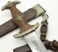Early SA Dagger by J. Dirlam & Söhne