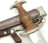 Interesting E. P. & S. (Pack) Ground Rohm SA Dagger