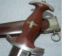 Early SA Dagger by Emil Kaiser & Co
