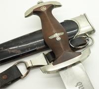 Early NSKK Dagger by C. Schlieper
