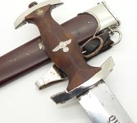 SA Dagger by RZM M7/66 1941