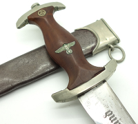 Rare Early SA Dagger by E.H.R.