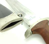 Personalized - Early NSKK Dagger by Gebr. Krumm