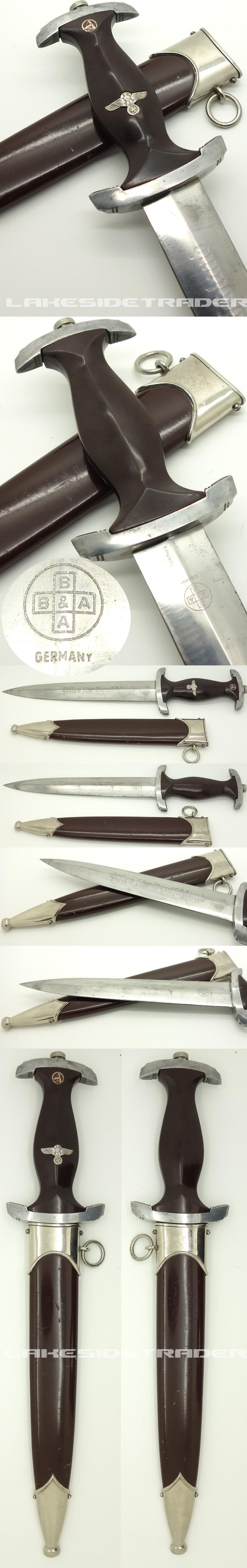 Bolte & Anschutz SA Dagger