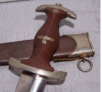 Early SA Dagger by Tillmann