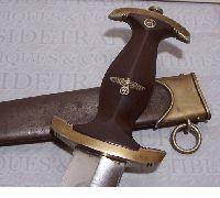 Early SA Dagger by Hubeo