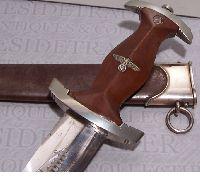 Early SA Dagger by Eugen Scheidt