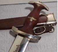 Early SA Dagger by Carl Grah