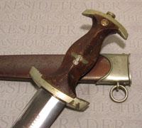 Early Josef Wolf. SA Dagger