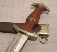 Early AMSO Albert Mebus SA Dagger