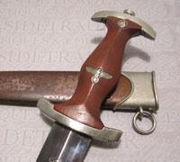 Early E. Luttges & Co. SA Dagger