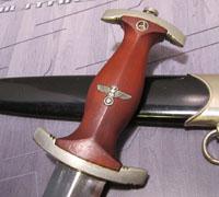 Early Carl Schmidt Sohn NSKK Dagger