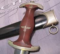 NSKK Dagger by Rudolf Buchel