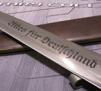 Early Melzer & Feller SA Dagger