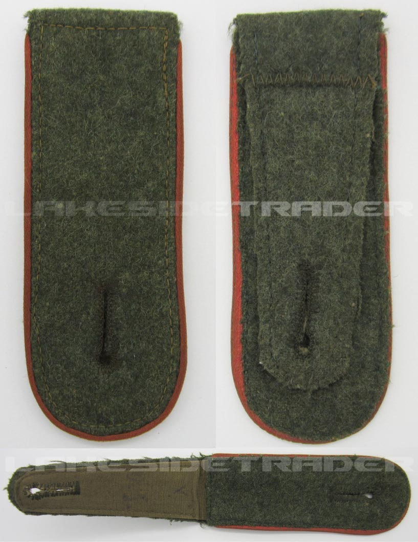 Panzer NCO Shoulder Board