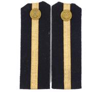 Japanese Warrant Officer Shoulder Boards
